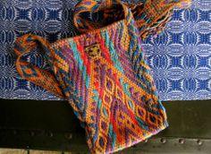 Anne's inkle band bag from Backstrapweaving.Wordpress.com