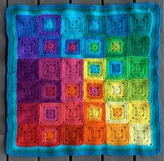 CMYK cushion front by rettgrayson, via Flickr - beautiful use of colour
