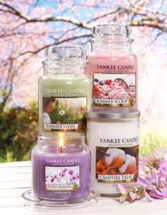 Yankee Candle launches Summer 2013 candles