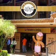 La Panadería Andina C.A. le espera en Mérida, la Ciudad de los Caballeros. ¡Visítala! @LasPanaderias Fb: Las Panaderias www.lapanaderia.com.ve www.laspanaderias.blogspot.com