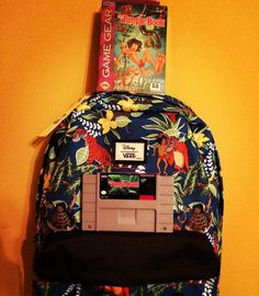 On instagram by retrocollector901 #supernintendo #microhobbit (o) http://ift.tt/1S0lH0a is thy nickname #junglebook#nes#snes#gamegear#retrocollect#retrocollector#retrocollecting#retrocollection#retrocollective#vans#nintendo#disney