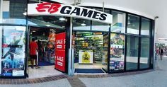#ebgames #harbourtown