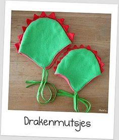 Dragon cap - Drakenmuts