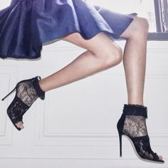 Femininity at its finest with the Liberty bootie