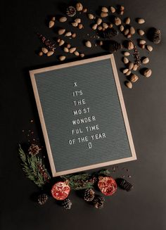 christmas sayings for letter board 9 Christmas Letter Board Ideas Word Board, Quote Board, Message Board, All Things Christmas, Christmas Holidays, Christmas Decorations, Happy Holidays, Christmas Ideas, Christmas Letters