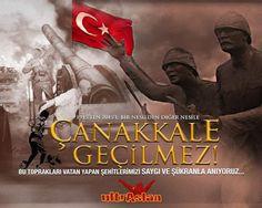 18 Mart Çanakkale Zaferi'nin 100. yılında tüm şehitlerimizi rahmet ve minnetle anıyoruz. #Çanakkale100YıllıkDestan