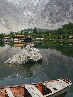 Skardu,Pakistan: