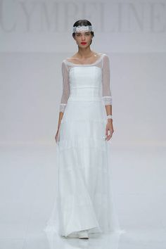 Cymbeline 2019. White Wedding Gowns, Wedding Dresses, Paris Mode, Bridal, Outfit, Lace Skirt, One Shoulder Wedding Dress, Tulle, Dressing