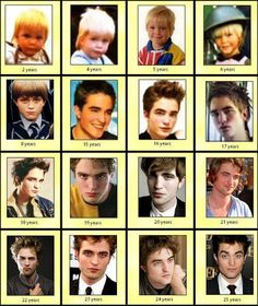 Robert Pattinson grows up