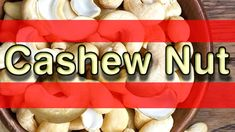 Cashews have a buttery sweet and salty taste an unmistakable shape and they are an excellent source of vitamins and minerals. They grow on cashew nut trees which are native to subtropical climates. Cashew Nut Tree, Dog Food Recipes, Cooking Recipes, Netflix Gift Card, Sweet Cocktails, Dog Food Brands, Cool Gadgets To Buy, Butter, Easy Food To Make