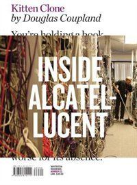 Kitten Clone: Inside Alcatel-Lucent by Douglas Coupland | Paperback | chapters.indigo.ca | #TheGeek