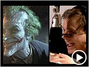 The only clip I've ever found of Mark Hamill performing as the Joker