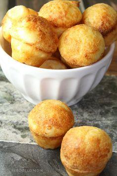 Brazilian Cheese Puffs (Grain Free, Gluten-Free)