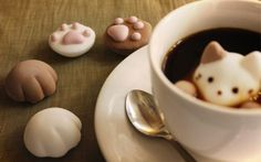 Marshmallow Shop Yawahada Creates Cat-Inspired Marshmallows!