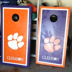 Go clemson tigers! yay emily! we played with this in south Carolina :)