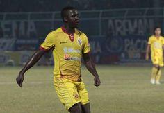 MASTER AGEN BOLA SBOBET, TOGEL & LIVE CASINO - Abdoulaye Maiga Fokus Bantu Sriwijaya FC Juara