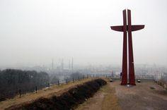 Krzyż Milenijny / Millenium #Cross   #gdansk #view   photo: Tomek Szejnoch