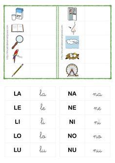 Sílabas ln Bilingual Classroom, Early Childhood, Teacher, Writing, Learning, Spanish, Speech Therapy, Preschool Writing, Phonological Awareness