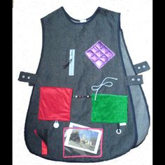 Activity apron dementia products (Busy Apron) | eBay