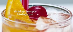 Shirley Temple (biologique) by DavidsTea