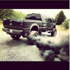 Rollin' coal <3 I want something like this..:)