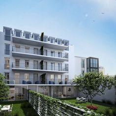 Aires Mateus . Lapa apartments . Lisbon (1)