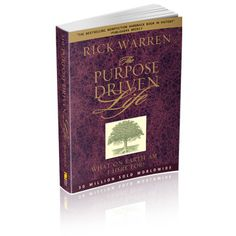 The most basic question everyone faces in life is Why am I here? What is my purpose? Self-help books suggest that people should look within, at their own desires and dreams, but Rick Warren says the starting place must be with God and his eternal purposes for each life.