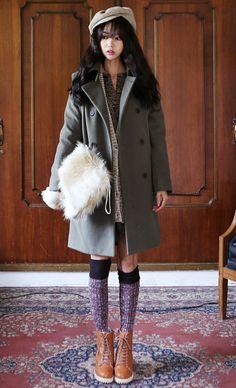 For the Fall/Winter fashion season.