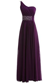 Sunvary Woman One Shoulder Chiffon Sequin Bridesmaid Party Dresses, http://www.amazon.com/dp/B00M8QXG7I/ref=cm_sw_r_pi_awdl_s5O1ub1SYTQW7