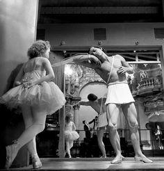 Фотограф Робер Дуано. 1944. Серж Лифарь