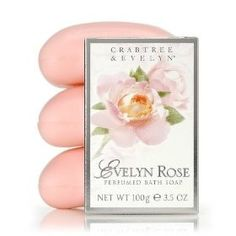 Evelyn Rose Soap by Crabtree & Evelyn