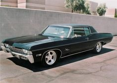 Chevrolet Impala OLD SCHOOL | What old school car would you pick?: Ashworth College Community