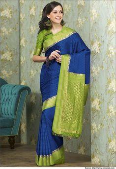 Mysore Silk Sarees | Designer Silk Sarees | Latest Mysore Silk Sarees