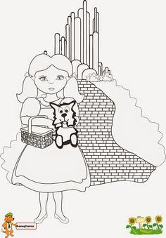 A Scuola con Poldo: Prima tappa: Dorothy ed il magico mondo di Oz