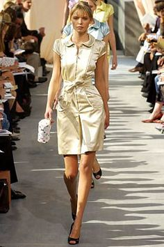 Louis Vuitton Spring 2003 Ready-to-Wear Fashion Show Collection