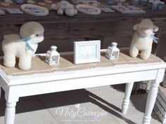 Lamb Themed Baby Shower Favors ~ Jaclyn s cookies little lamb baby shower