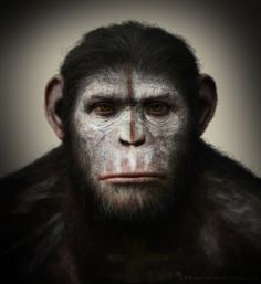 Life of the Apes Revealed in Dawn of the Planet of the Apes Concept Art