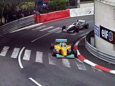 Andre Couto - Lola T96/50 Zytek KV - Prema Power Team - LVIII Grand Prix de Pau 1998