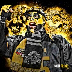 Hamilton Tiger-Cats Fans (2015) Canadian Football League, Cat Memorial, Cat Stuff, Hamilton, Nfl, Fans, Canada, Sports, Blog