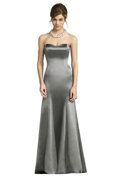 Shop After Six Bridesmaid Dress - 6673 in Matte Satin at Weddington Way. Find the perfect made-to-order bridesmaid dresses for your bridal party in your favorite color, style and fabric at Weddington Way.