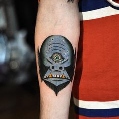 A cyclops i did a month or so ago in Montreal.  Done with @eternalink and @eikon... - http://tattoos.today/2016/08/08/a-cyclops-i-did-a-month-or-so-ago-in-montreal-done-with-eternalink-and-eikon/