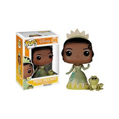 The Princess   The Frog Funko POP! Disney Princess Tiana   Naveen. 144aade1102