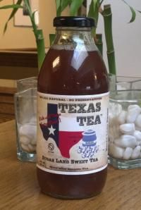 Texas Tea...there is even one called Nacogdoches Blueberry Tea...(my home town)