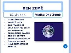 Výsledek obrázku pro den země projekt Save The Planet, Earth Day, Biology, Education, Planets, Chemistry, Training, Educational Illustrations, Learning