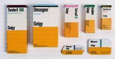 ガイギー社 (Geigy)の広告 フレッド・トロラーによる1950年代の斬新なグラフィックデザイン | BIRD YARD