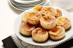 Receita de Pastéis bom bocado. Descubra como cozinhar Pastéis bom bocado de maneira prática e deliciosa com a Teleculinaria!