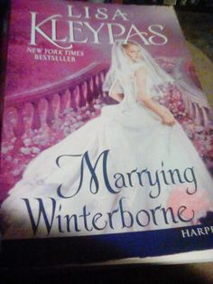 Marrying winterbourne is a beautiful historical romance by one of the  queens of romance Lisa kleypas!! I love this talented writer so much! Kleypas has a great talent of bringing her characters to life with such passion and strength. This book is the story of lady Helen ravenel the gentle soft spoken of the ravenel sisters and the sexy sensual Rhys winterbourne. As with all kleypas books the passion is hot and steamy!!! I loved Rhys character since he was introduced in cold hearted rake…