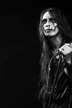 Seregor from Carach Angren at MetalGate Czech Death Fest