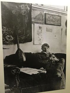 Picasso e Minou
