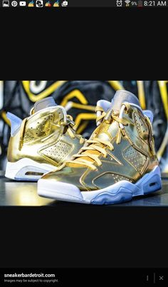 0a31c666f3a Spike Lee received a special gift from Jordan Brand, the Air Jordan 6 Gold  Oscars.